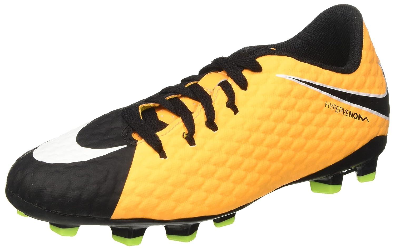 f3cb6f6bb8e Nike Jr Hypervenom Phelon III FG Kid s Firm Ground Soccer Cleats (1 M US  Little Kid)  Amazon.ca  Shoes   Handbags