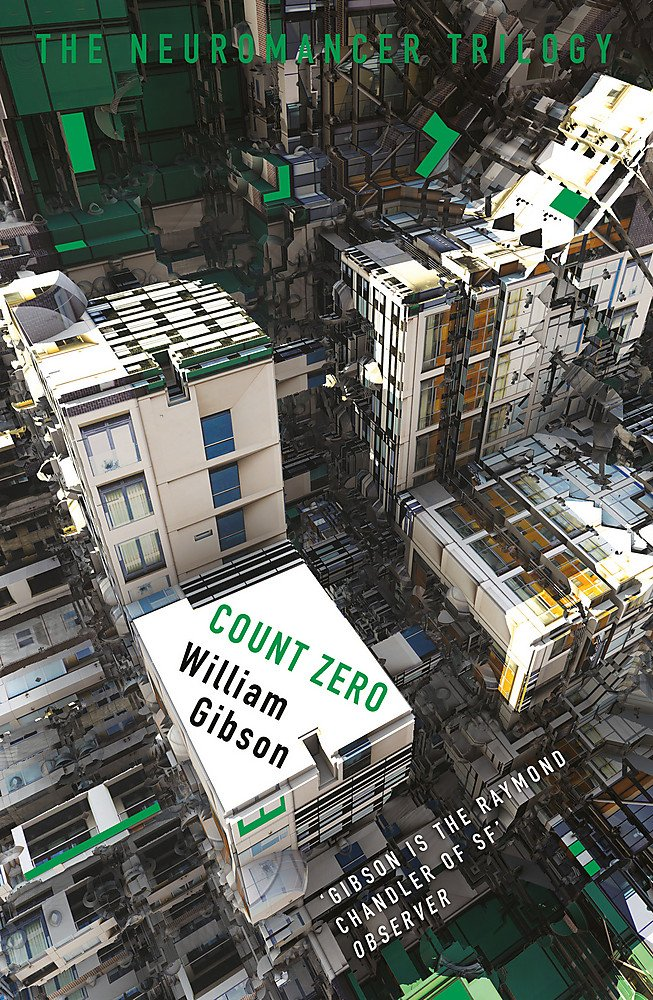 Count Zero (The Neuromancer Trilogy)