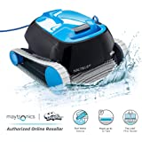 Dolphin Nautilus CC Automatic Robotic Pool Cleaner - Ideal for Above and In-Ground Swimming Pools up to 33 Feet - with…
