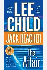 The Affair: A Jack Reacher Novel Kindle Edition