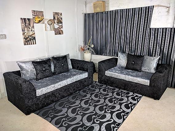 cheap online furniture Dylan 3 + 2 plazas Sofá en Color ...