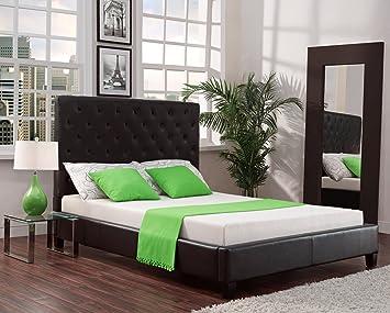 signature sleep memoir 6 inch memory foam mattress with low voc certipur us certified foam - Bed Frame For Foam Mattress
