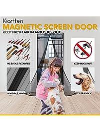 Magnetic Screen Door ...