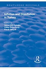 Inflation and Disinflation in Turkey (Routledge Revivals) Kindle Edition