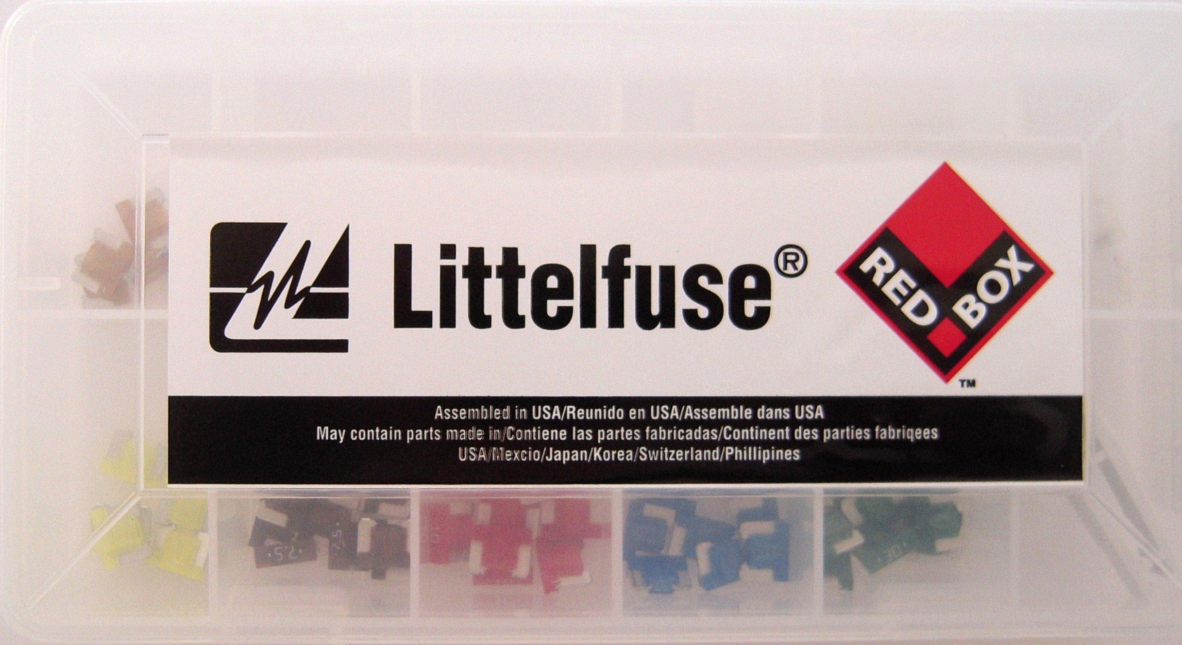Littelfuse RBOX1 Redbox MINI Low Profile Fuse Module