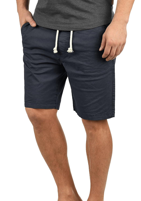 Indicode Abbey Chino Pantalón Corto Bermuda Pantalones De Tela para Hombre Elástico Regular-Fit