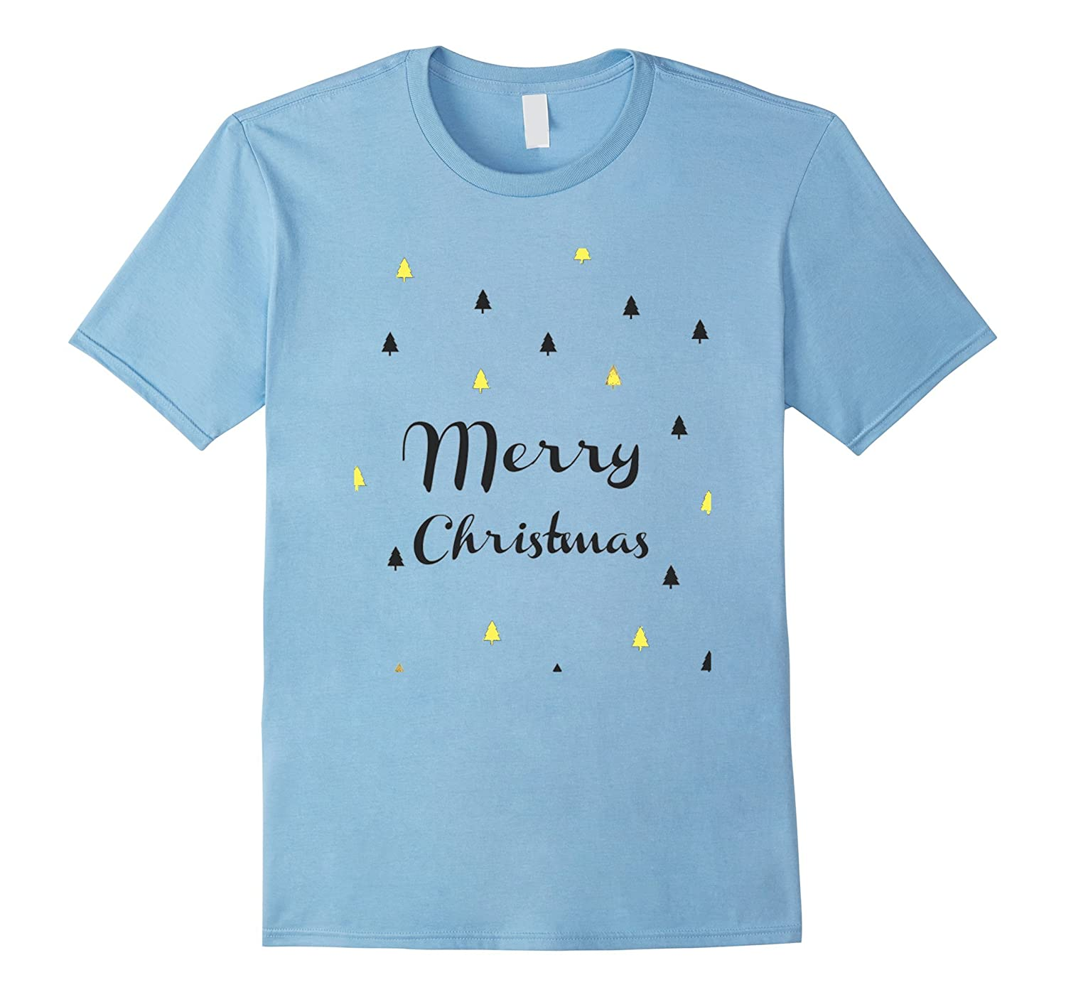 MERRY CHRISTMAS AND HAPPY NEW YEAR T SHIRT-CL
