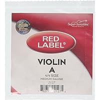 Super Sensitive Red Label 2127 Violin A String, 4/4 Medium
