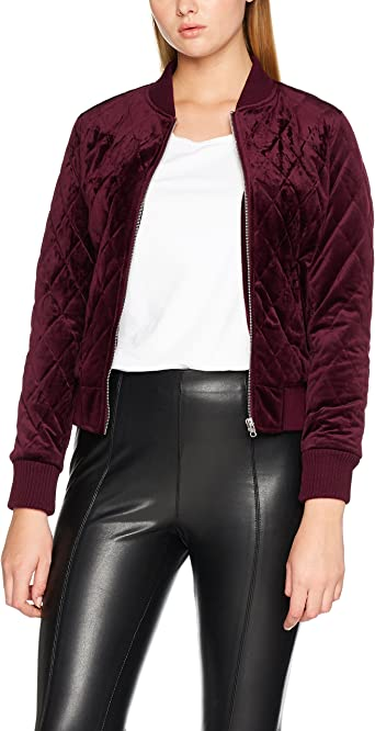 Quilt Velvet Classics Diamond Jacket Urban Ladies Blouson wOnkX80P