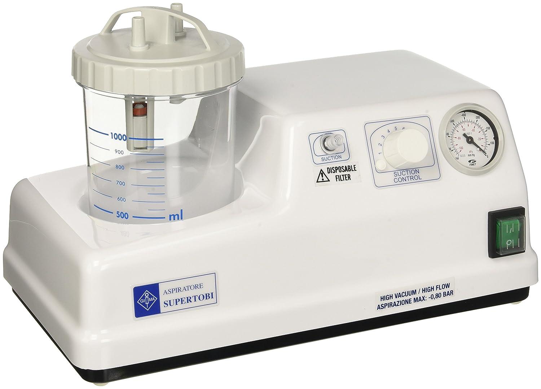 Gima 28224 Super Tobi - Aspirador quirúrgico: Amazon.es: Industria ...