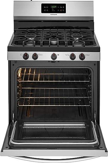 Amazon.com: Frigidaire ffgf3054ts 30 inch quemador de gas ...