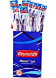 Reynolds Recer Gel Pen Blue Pack Of 20