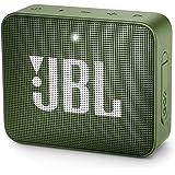 JBL GO2 - Waterproof Ultra Portable Bluetooth Speaker - Green