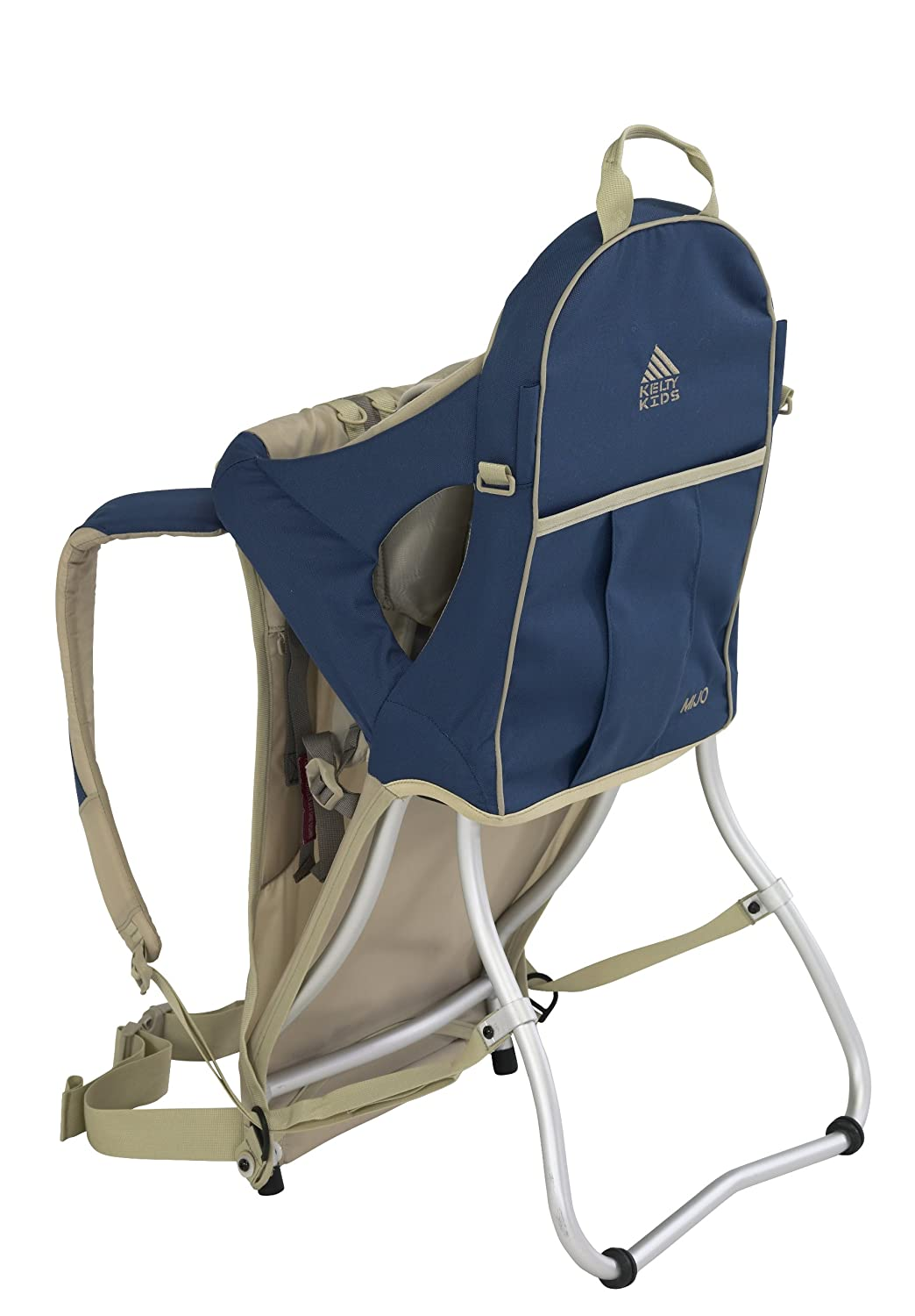 Kelty Kindertrage Mijo mit Rahmen, Blau, 860-20652511BLU: Amazon.de ...