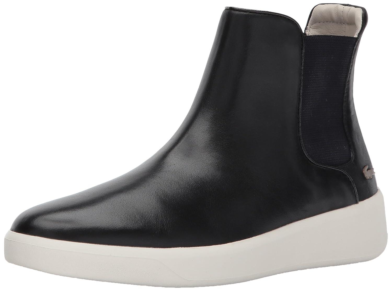 Lacoste Women's Rochelle Chelsea 317 1 Fashion Ankle Boot B01N7OIY4K 6.5 B(M) US|Black