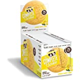 Lenny & Larry's The Complete Cookie, Lemon Poppy Seed, Soft Baked,  16g Plant Protein, Vegan, 4-Ounce Cookies (Pack of 12)