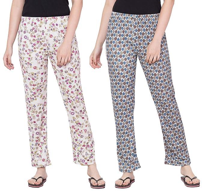 Fflirtygo Night Pyjamas for Women 7748b4ecd