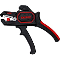 Knipex Tools 12 62 180 SB Self- Adjusting Insulation Strippers