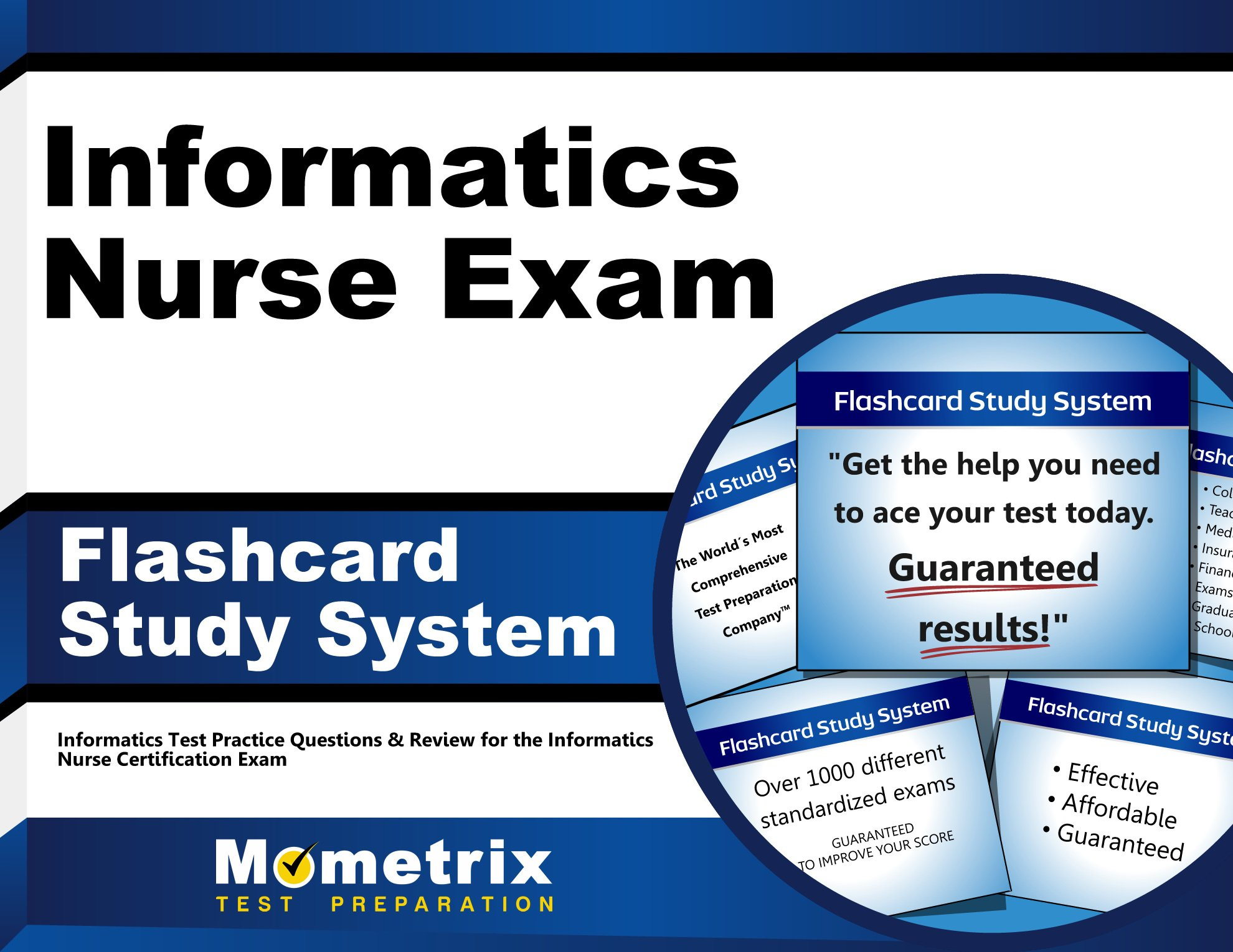 Informatics Nurse Exam Flashcard Study System Informatics Test