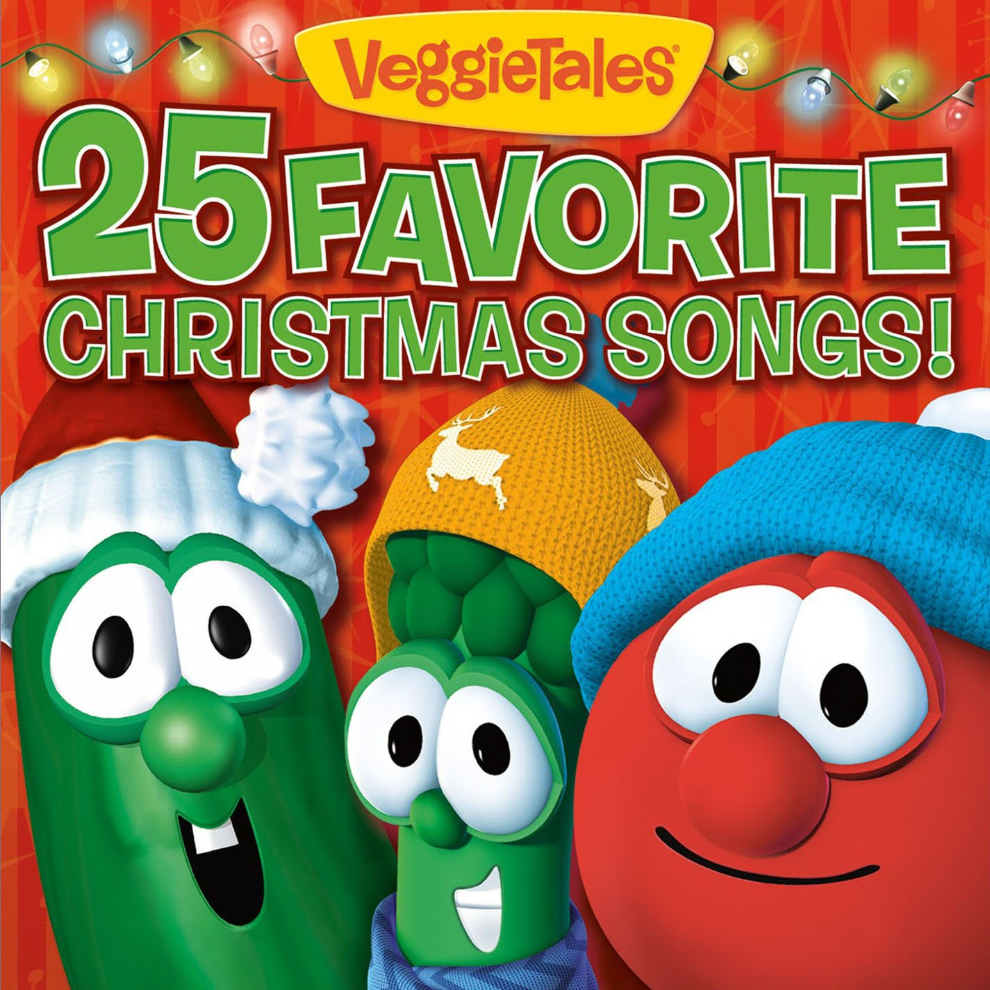 VeggieTales - 25 Favorite Christmas Songs! - Amazon.com Music