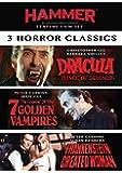 Hammer Horror Collection (3 Film Set)