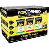 Popcorners Variety Pack, 24 Count