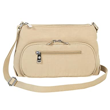 647bb067ddbc Small Crossbody Nylon Handbag Purse