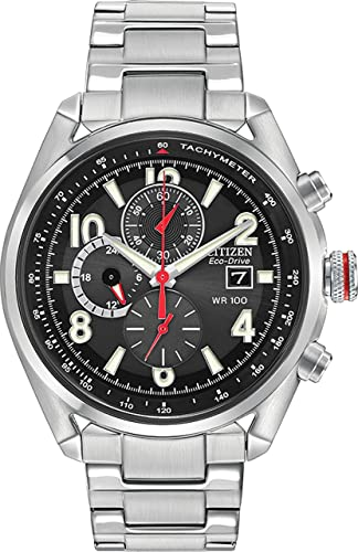 Amazon.com: Citizen Eco-Drive CA0368-56E - Reloj de pulsera ...