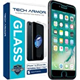 Tech Armor Apple iPhone 6 , iPhone 7 Ballistic Glass Screen Protector [1-Pack] for Apple iPhone 6 , 6s, iPhone 7