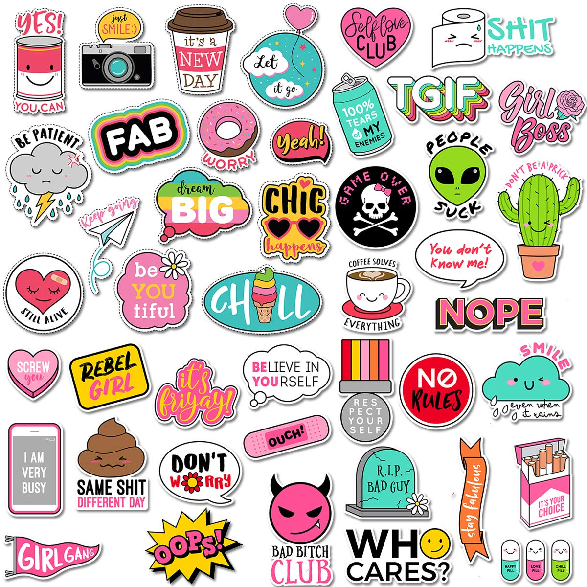Vsco Stickers Printable Pink