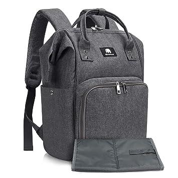 Babytasche Rucksack mit Lager-Kapazität Baby Wickelrucksack Wickeltasche