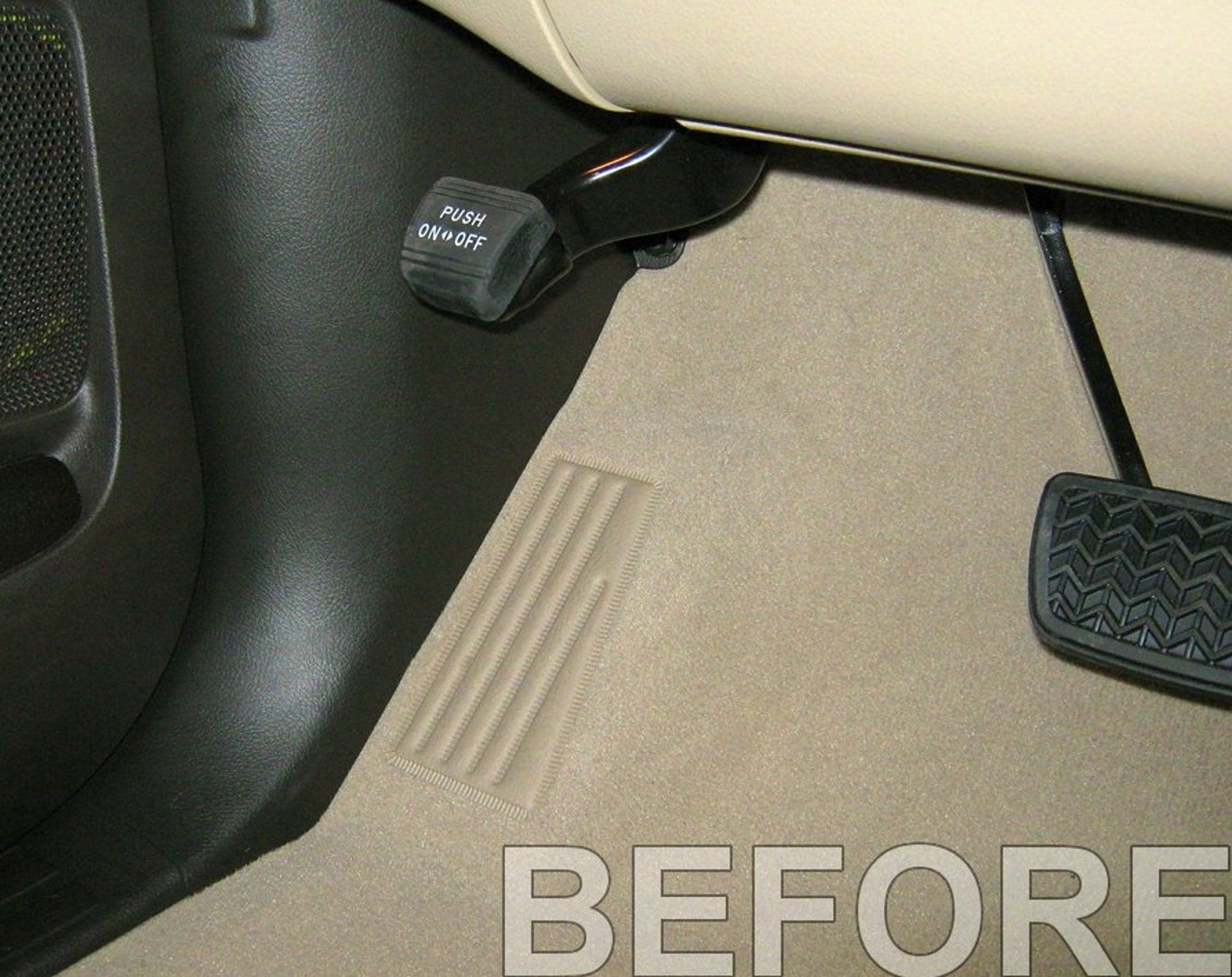 Kick Panel Speaker Mounts for Toyota SEQUOIA & TUNDRA CREWMAX Regular & Double Cab by Q-Forms (Image #2)