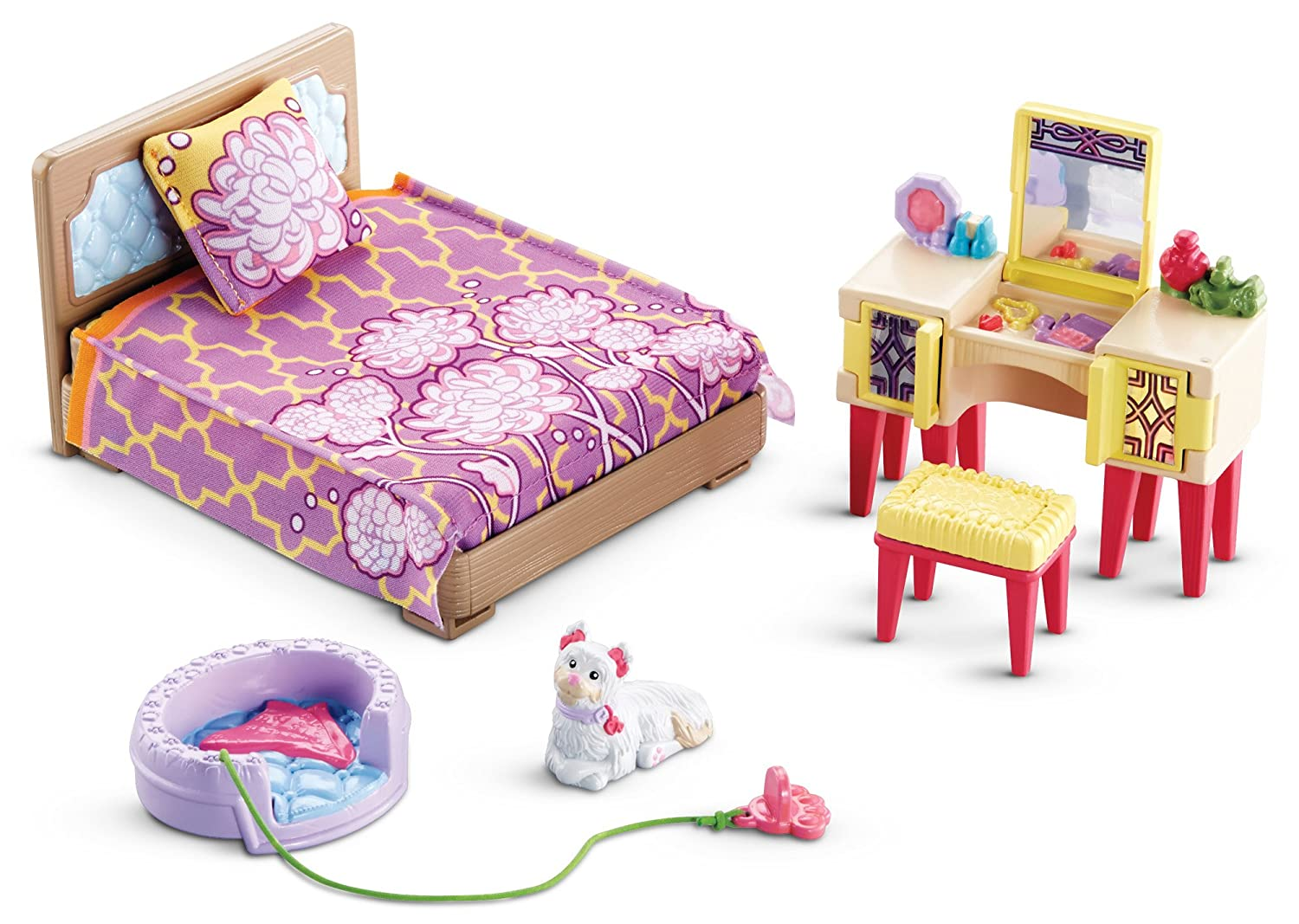 Amazon.com: Fisher Price Loving Family Parents' Bedroom: Toys & Games