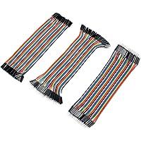 Neuftech 3 en 1 20cm 40Pcs Dupont Cable