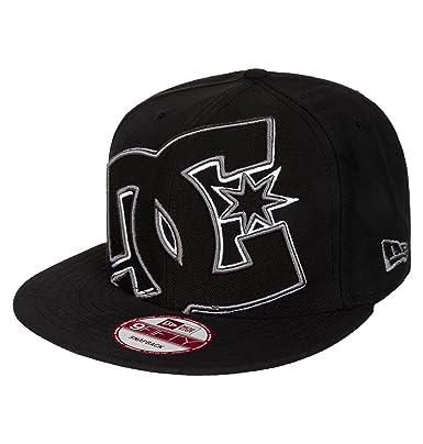 DC Men s Cap (887767305162 Black)  Amazon.in  Clothing   Accessories aa12198a946