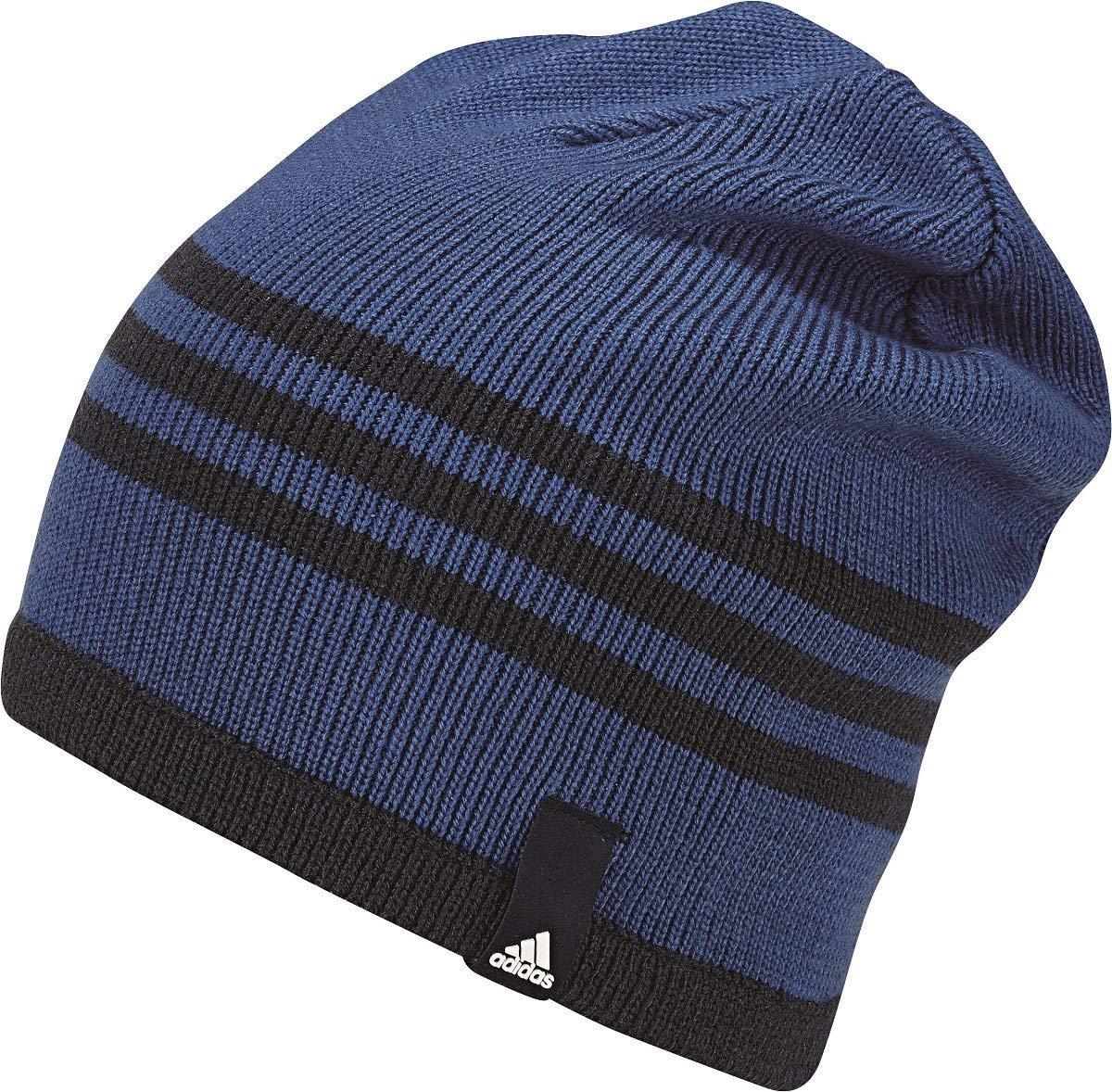adidas Men's Tiro Beanie Blue/Collegiate Navy One Size BQ1659