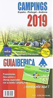 GUIA DE CAMPINGS Y BUNGALOWS DE ESPAÑA 2019: Amazon.es ...
