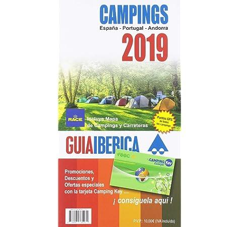 GUIA IBERICA CAMPINGS 2020 ESPAÑA PORTUGAL ANDORRA: Amazon.es ...