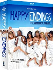 Happy Endings: The Complete Series [Blu-ray]