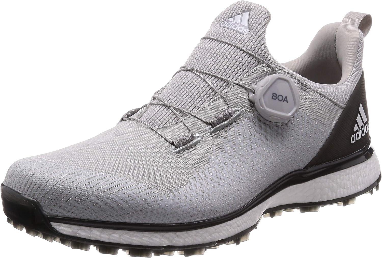 [アディダスゴルフ] ゴルフスパイク フォージファイバー ボア メンズ グレートゥー/ホワイト/グレーシックス 25.0 cm