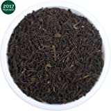 Organic Premium Darjeeling Black Tea Leaves (Makes 50 Cups), 2017 Prime Second Flush Tea, Powerful Anti-oxidants - Perfect Tea for Iced Tea, Kombucha Tea and Hot Tea, Packed at Source, 3.53 ounces