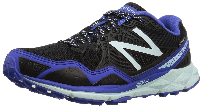 New Balance Shoes Women's WT910V3 Trail Running Shoes Balance B01CQVRPHQ 7.5 B(M) US|Black/Blue 90f4a4