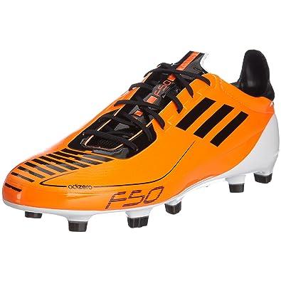 becc55273 adidas Performance F50 Adizero FG Men s Football Shoes orange Size ...