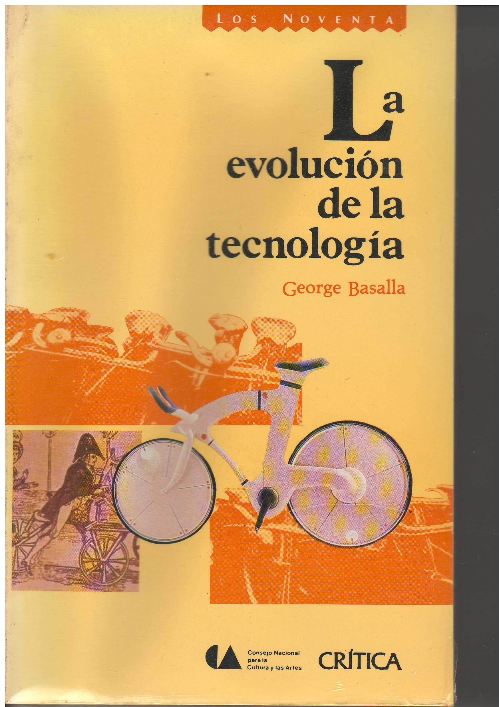 Evolución de la tecnología: Amazon.es: Basalla, George: Libros