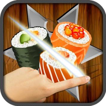 Amazon.com: Ninja Sushi Swipe Match 3 Puzzle Game: Appstore ...