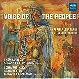 Voice of the People: Chamber Music for Violin, Soprano and Piano - Dmitri Shostakovich & Gabriela Lena Frank