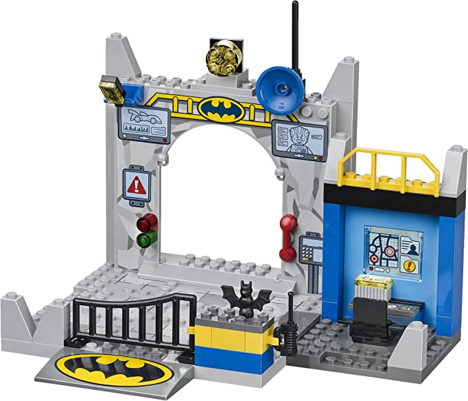 LEGO Juniors 10672 Batman: Defend the Bat Cave by LEGO Juniors ...