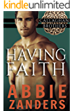 Having Faith: Callaghan Brothers, Book 7
