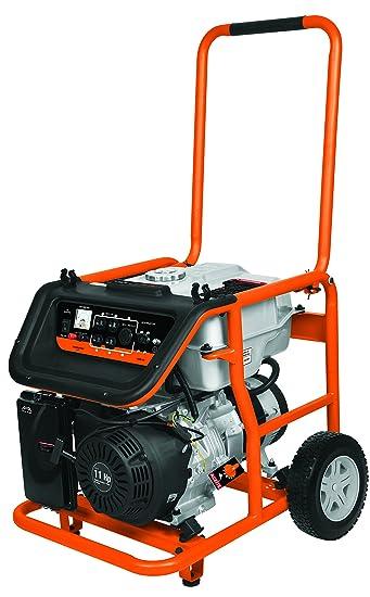 Amazon.com: TRUPER GEN-45X Generador eléctrico de gasolina ...