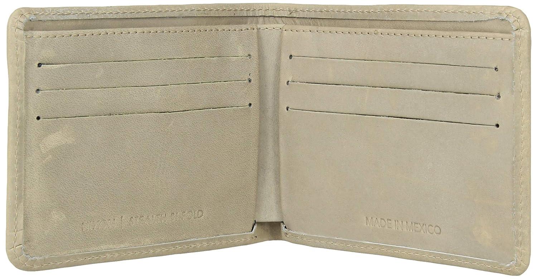NIXON Mens Stealth Slim Bi-Fold Wallet